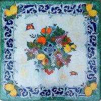 Piani per tavoli ceramiche di vietri shop on line for Piani di coperta 20x20