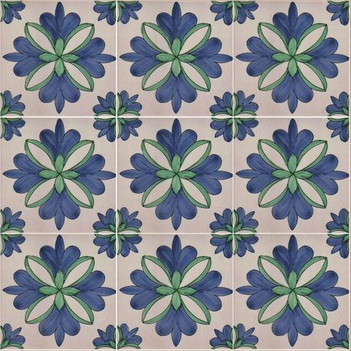 Pavimenti Ceramica Vietri - Mattonelle Pavimento Bagno 15x15