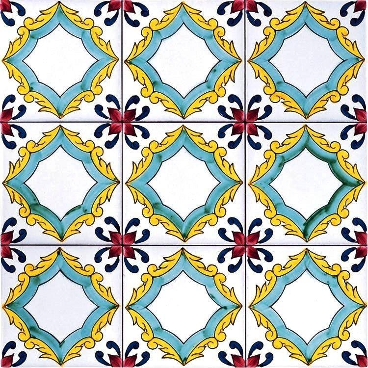 1 mq mattonelle per pavimenti 15x15 mod 14 ceramiche vietri for Piastrelle cucina 15x15