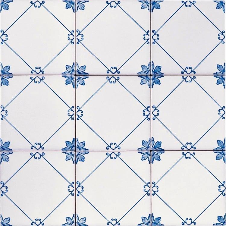 1 mq mattonelle per pavimenti 15x15 mod 17 ceramiche vietri - Piastrelle di vietri ...