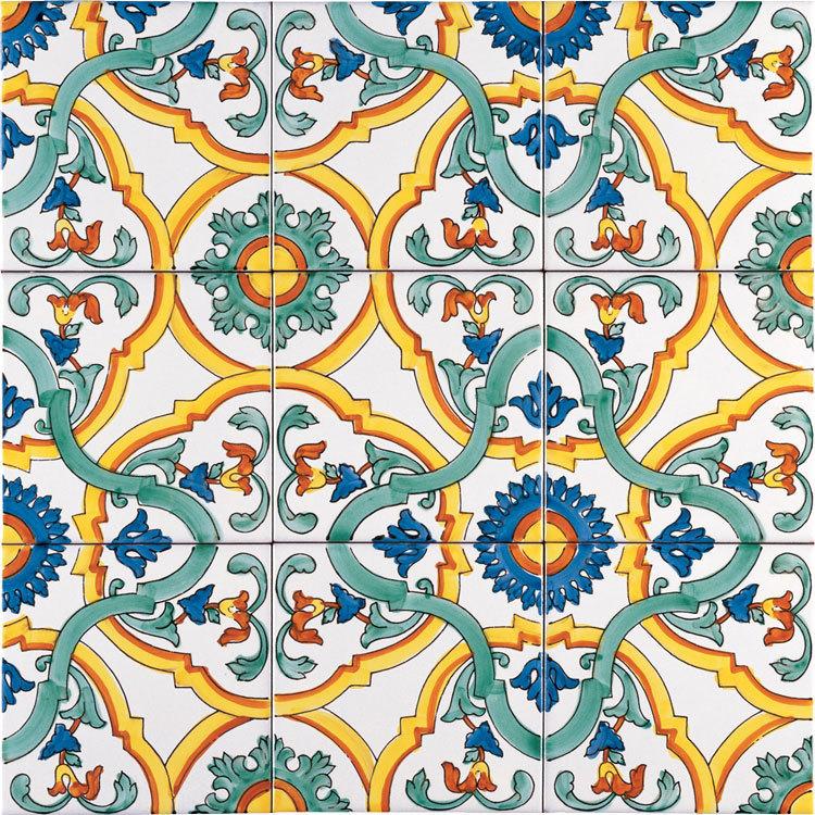 Rivestimento ceramico per bagni e altri ambienti ceramiche vietri - Piastrelle vietri bagno ...