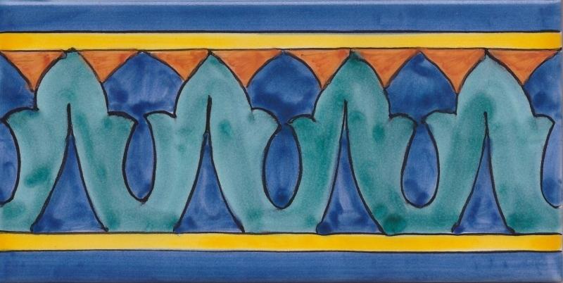 Ceramiche per cucine in muratura - Ceramiche di Vietri Shop