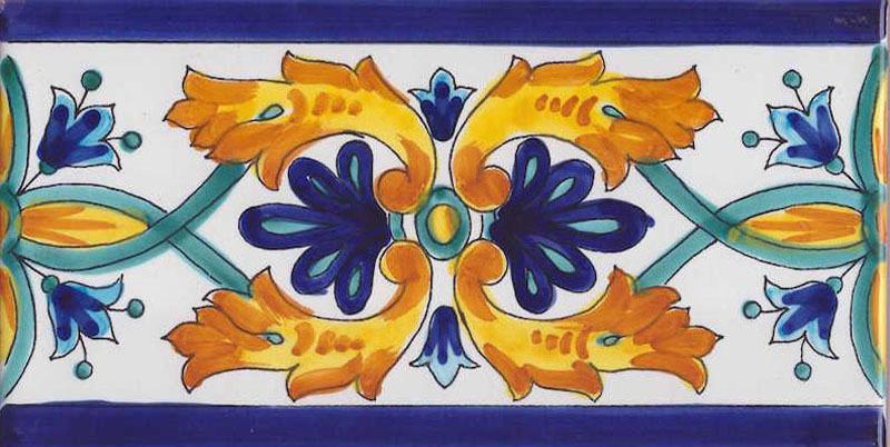 Piastrelle per parete cucina - Ceramiche di Vietri Shop