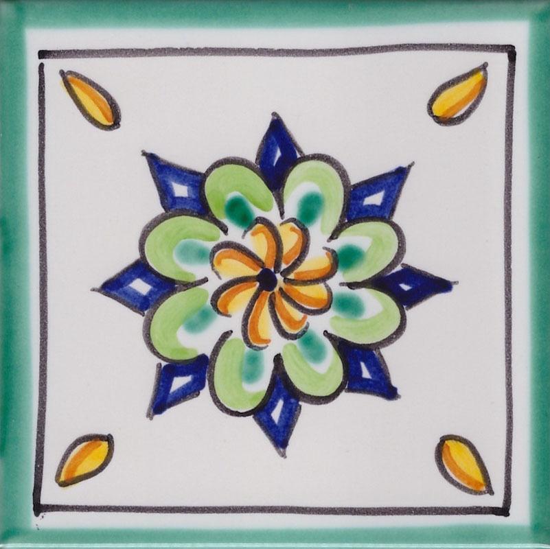 Ceramiche Di Vietri Arredo Bagno.Patchwork Piastrelle In Ceramica Di Vietri Per Cucina