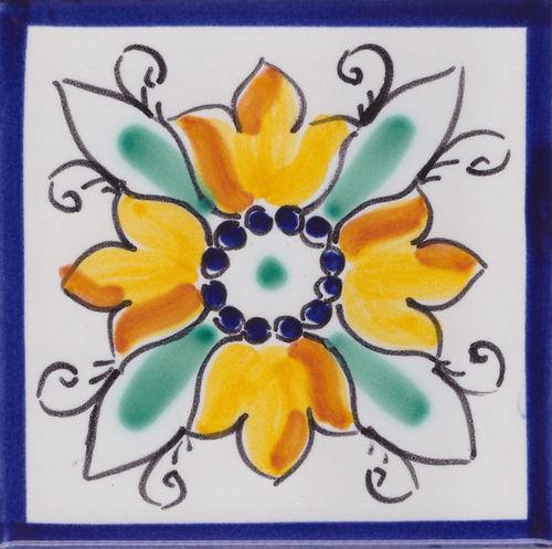 Piastrelle Ceramiche Vietri Piastrella La Vietrese