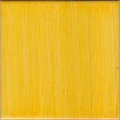 Pennellato classico vietri giallo ceramiche di vietri for Piastrelle cucina 15x15