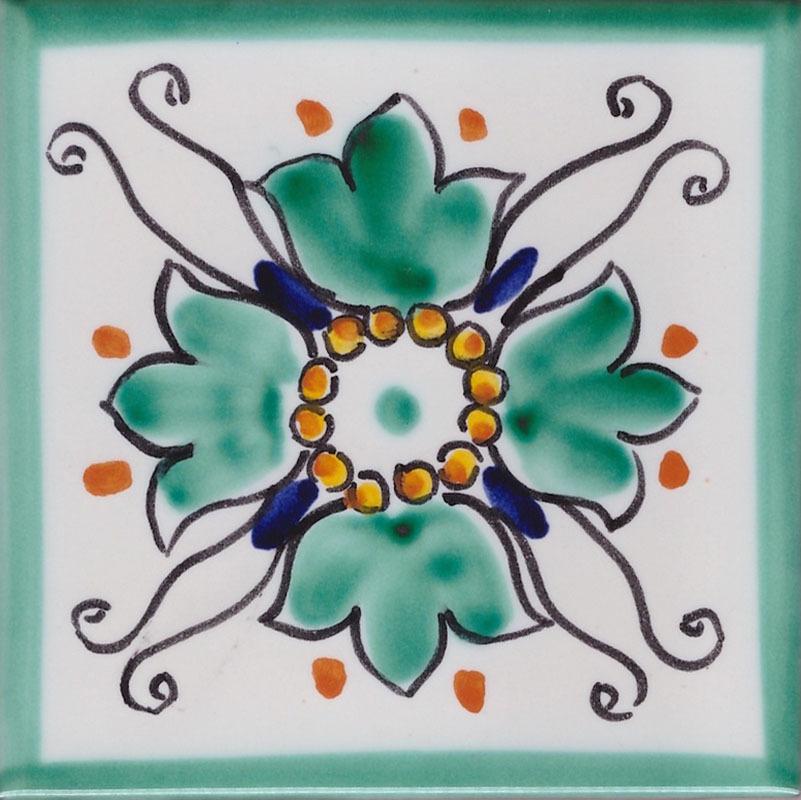 Decorare la casa con lo stile vietri decori personalizzati for Decori per piastrelle cucina