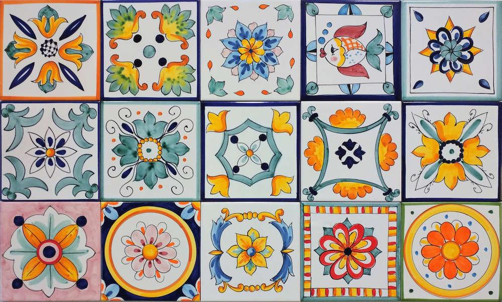 Saldi piastrelle e mattonelle in ceramica | Ceramiche di Vietri