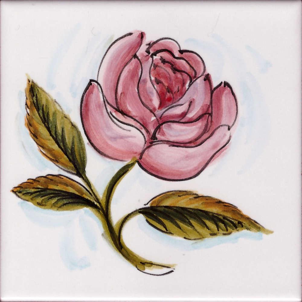Piastrelle Cucina Con Fiori mattonella cucina - piastrella fiori di vietri 10