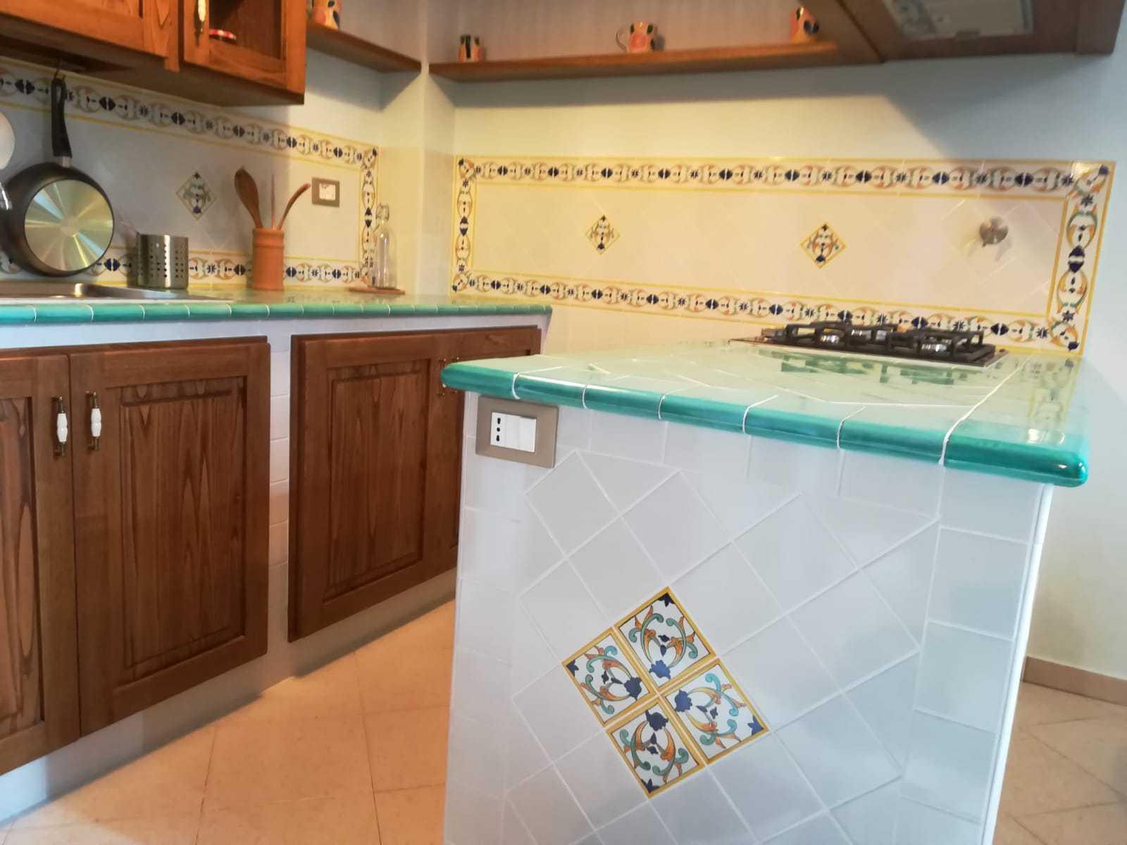 Guida alla creazione di una Cucina in Muratura Vietrese