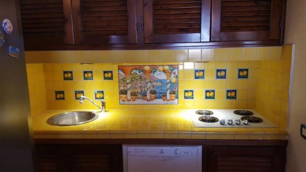Belle idee per la tua cucina in muratura vietrese