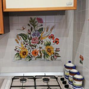 Bellissime idee di cucine calde e colorate | Ceramiche di Vietri